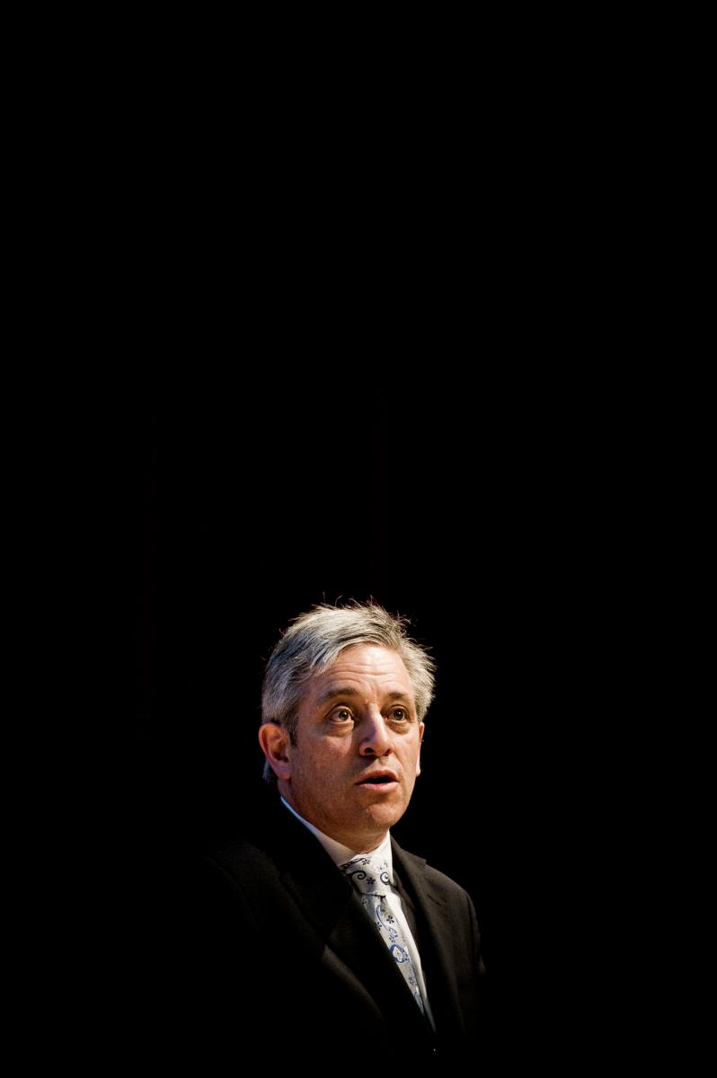 Speaker of the House of Commons Rt Hon John Bercow MP