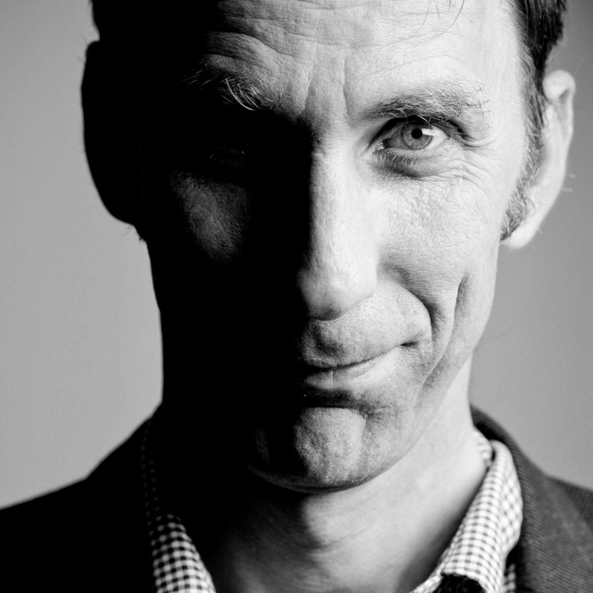 Author Will Self